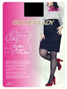 Confezione Golden Curvy fronte