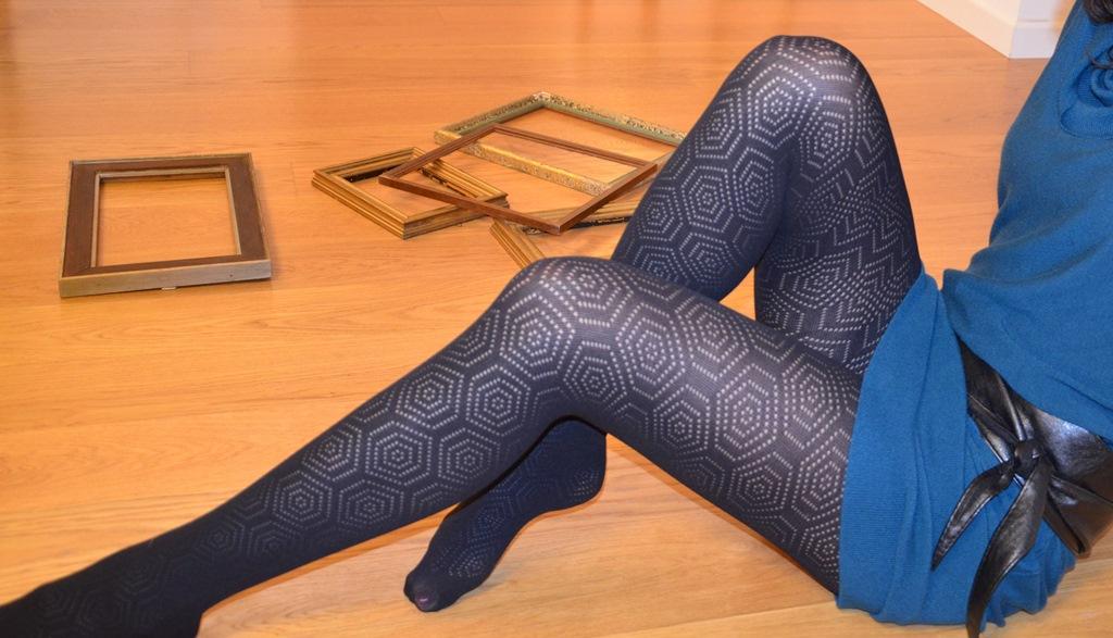 Nero coprente e non solo… Calzediseta